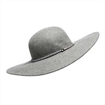 Hyde Round Crown Hat