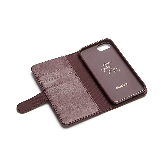best service befd1 71447 SHIMMER FLIP CASE FOR IPHONE 6/6S/7/8
