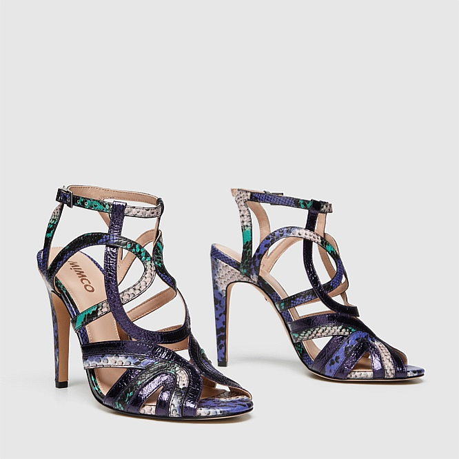 CHICA HEELED SANDALS