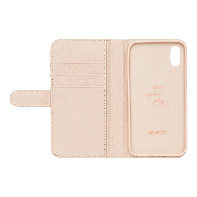 competitive price ae728 0f9b6 ENAMOUR FLIPCASE FOR IPHONE X/XS