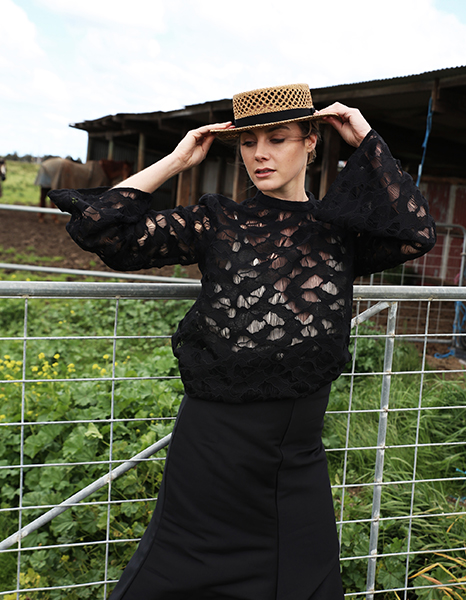 ... Boater to the track is the perfect opportunity to show off an enviable  hairstyle and a truly statement-making dress. Tip yours towards the front  of your ... 9e7262ed3e0