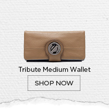 Tribute Medium Wallet