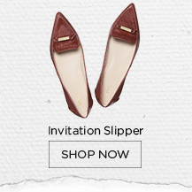 Invitation Slipper