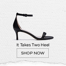 It Takes Two Heel