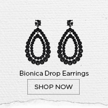 Bionica Drop Earrings