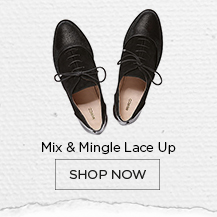 Mix & Mingle Lace Up
