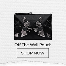 Off The Wall Pouch