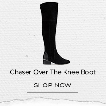 Chaser Over The Knee Boot
