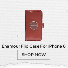 Enamour Flip Case For iPhone 6