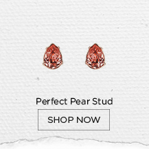Perfect Pear Stud