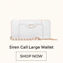 Siren Call Large Wallet
