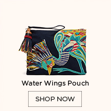 Water Wings Pouch