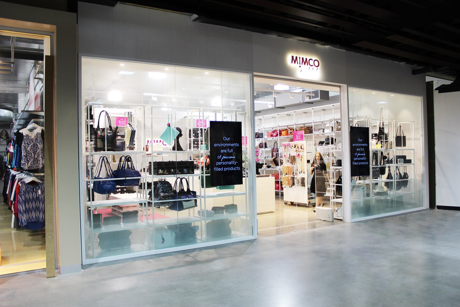 Mimco locations melbourne